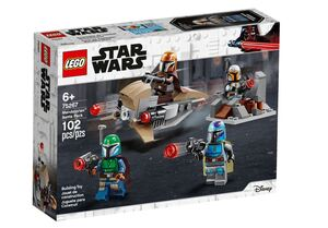 LEGO Star Wars Bojni komplet Mandalorian 75267