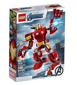 LEGO Super Heroes Mehanički Iron Man 76140