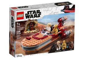 LEGO Star Wars Landspeeder Lukea Skywalkera 75271