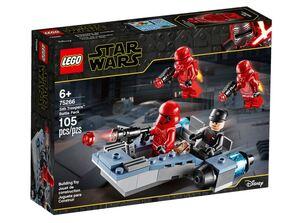 LEGO Star Wars Bojni komplet sitskih vojnika 75266