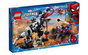 LEGO Super Heroes Zasjeda Venomosaurusa 76151