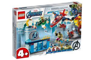 LEGO Super Heroes Osvetnici: Lokijev gnjev 76152