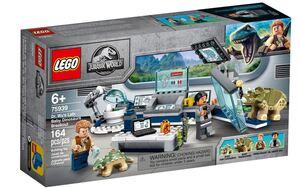 LEGO 75939 Labos dr. Wua: bijeg malih dinosaura