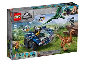 LEGO 75940 Bijeg Gallimimusa i Pteranodona