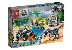 LEGO 75935 Baryonyx duel: Lov na blago