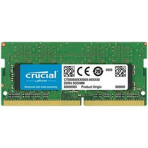 Memorija Crucial DDR4 4GB 2666 MHz, CT4G4SFS8266