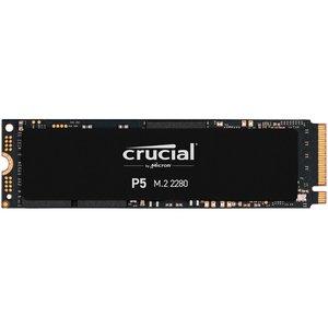 SSD Crucial P5 500GB M.2 NVMe PCIEx4 3400/3000 MB/s, CT500P5SSD8