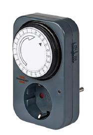 BRENNENSTUHL mehanički programator vremena– timer MZ 21
