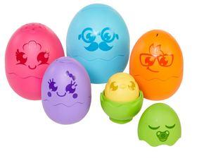 Tomy jaja u gnijezdu