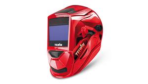 """TELWIN """"VANTAGE RED XL"""" fotoosjetljiva maska za zavarivanje DIN 9-13"""