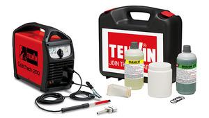 TELWIN CLEANTECH 200 čistač varova na nehrđajućem čeliku