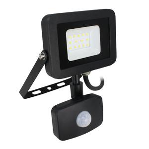 COMMEL LED reflektor 10 W s detektorom pokreta