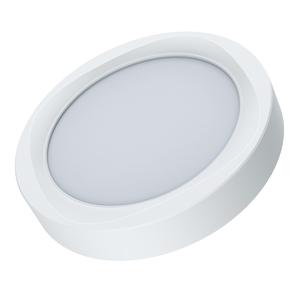 COMMEL LED panel 12 W, okrugli, nadgradna montaža