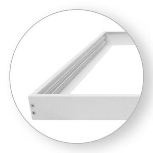 COMMEL set za nadgradnu montažu LED panela 600 x 600 mm