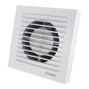 COMMEL ventilator fi 98mm sa integriranom dvokrilnom zaklopkom