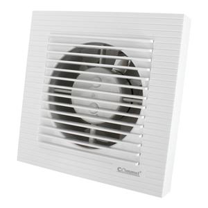 COMMEL ventilator fi 118mm sa integriranom dvokrilnom zaklopkom