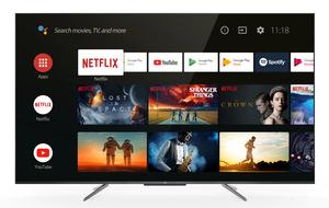 TCL QLED TV 50C715, UHD, SMART
