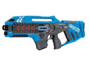 Jamara pištolji, IR, set 2 komada, plava, zelena
