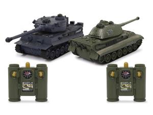 Jamara tenkovi Panzer Tiger, set, simulacija borbe - na daljinsko upravljanje