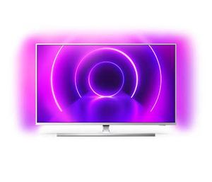 PHILIPS LED televizor 43PUS8545/12, 4K Ultra HD, Android, Smart, Ambilight, Srebrni