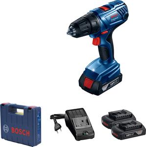 BOSCH Professional akumulatorska bušilica-izvijač GSR 180-Li + GLI 18V-300 akumulatorska svjetiljka