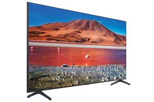 SAMSUNG LED televizor 55TU7102, Crystal Ultra HD, Smart, model 2020