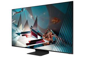 SAMSUNG QLED TV QE75Q800TATXXH , QLED, SMART + Ožujsko pivo 24 x 0,5 l GRATIS!