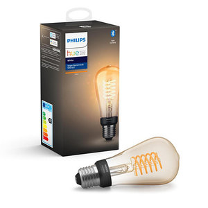 Philips HUE pametna žarulja, E27, ST64, Edison, BT