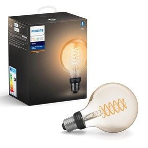 Philips HUE pametna žarulja, E27, G93, Edison, BT