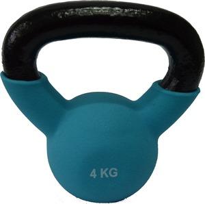 FITMOTIV girja - kettlebell neopren 4 kg