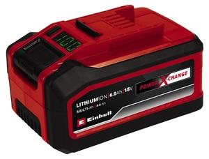 EINHELL baterija Power X-Change Plus 18V 4-6 Ah Multi-Ah, odgovara na sve PXC uređaje