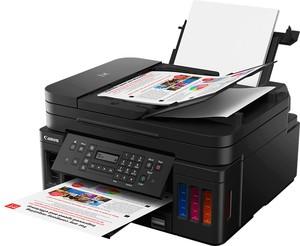 Canon multifunkcijski pisač Pixma G7040 - 3 x Crna tinta