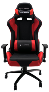 Uvi Chair Devil Red gaming stolica, crno/crvena