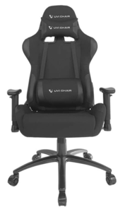 Uvi Chair Back gaming stolica, crna