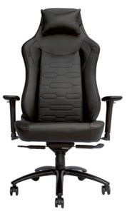 Uvi Chair Elegant V2 gaming stolica, crna