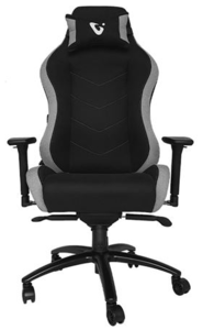 UVI CHAIR Gaming stolica ALPHA special fabric edition gray