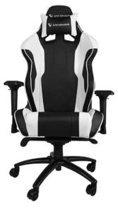 Uvi Chair Sport XL gaming stolica, crno/bijela