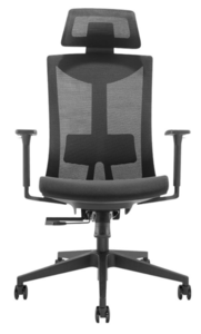 Uvi Chair Focus gaming stolica, crna