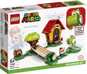 LEGO Super Mario Mariova kuća i Yoshi – proširena staza 71367