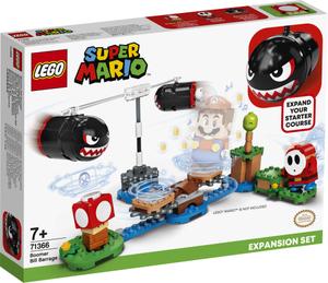 LEGO Super Mario Kiša metaka s Banzai Billom – proširena staza 71366