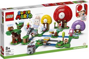 LEGO Super Mario Toadov lov na blago – proširena staza 71368