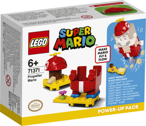 LEGO Super Mario Paket za energiju – Mario s propelerom 71371