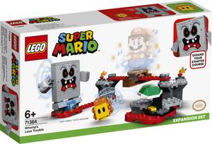 LEGO Super Mario Nevolja u utvrdi Whompa – proširena staza 71364