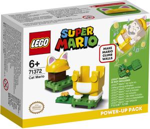 LEGO Super Mario Paket za energiju – mačak Mario 71372
