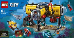 LEGO City Istraživačka baza u oceanu 60265