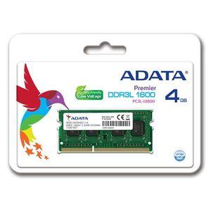 Memorija za prijenosna računala ADATA DDR3L 4GB 1600MHz