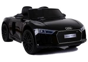 Licencirani automobil na akumulator Audi R8 crni