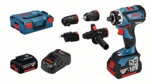 BOSCH Professional akumulatorska bušilica-izvijač GSR 18V-60 FC