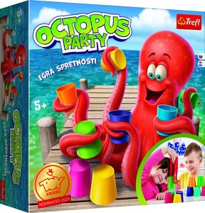 Trefl igra Octopus Party