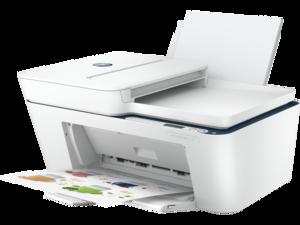 HP multifunkcijski pisač Deskjet Plus 4130, 7FS77B, Instant Ink